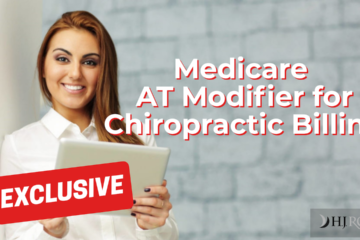 Medicare AT Modifier for Chiropractic Billing