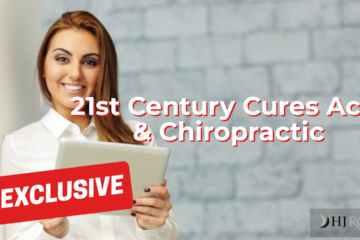 21st Century Cures Act & Chiropractic