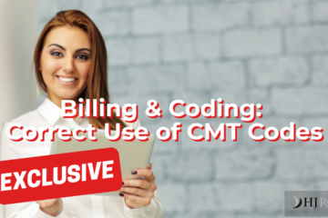 Correct Use of CMT Codes